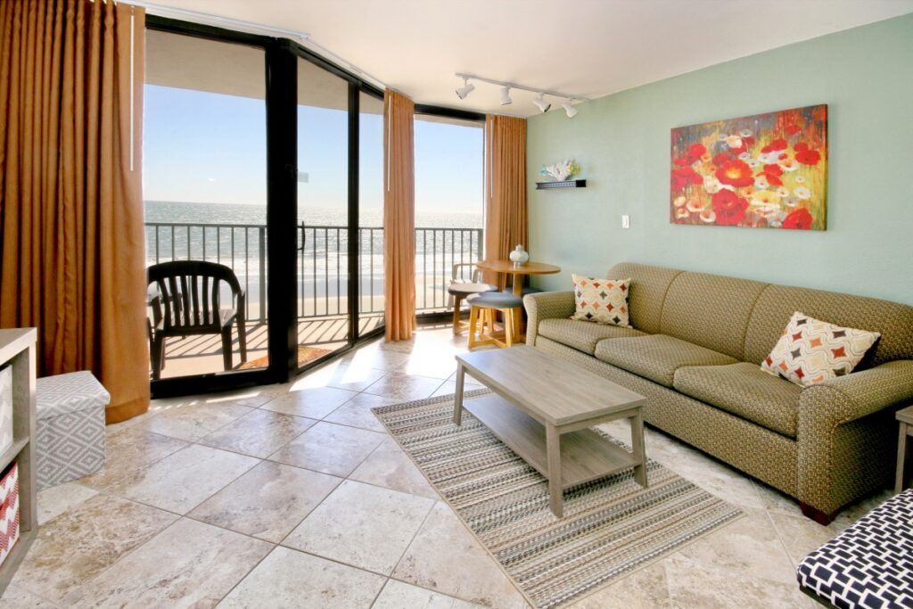 Sand Dunes Oceanfront Tower 2529