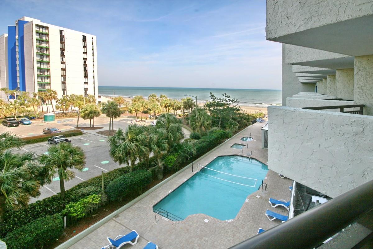 Bluewater Resort 418